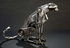 Top 10 Amazing Steampunk Animal Sculptures