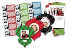 ornaments - gift tags - bookmarks