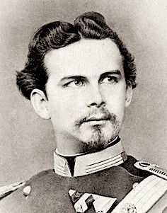 King Ludvig II of Bavaria. He bankrupted his country building beautiful castles which now boom (boom) the economy. Sexy and clairvoyant!