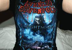 cool Avenged Sevenfold Shirts