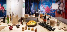 半岛的厨房4枚目 Organic Supermarket, Exhibition Space, Table Settings, Display, Table Decorations, Furniture, Design, Home Decor, Store