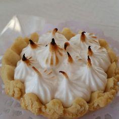 Mini tarta letal de Lemon  Pie.