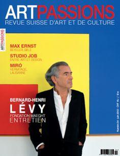 Art passions, revue suisse d'art et de culture / abonnement   Le Vadrouilleur urbain