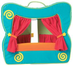 Theater Puppet Stage
