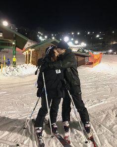 Cute Relationship Goals, Cute Relationships, Cute Couples Goals, Couple Goals, Isaak Presley, Shotting Photo, The Love Club, Ski Season, Teen Romance