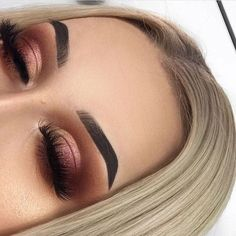Super hair ideas formal eye makeup ideas Super Haar Ideen formale Augen Make-up Ideen Formal Makeup, Prom Makeup, Wedding Makeup, Makeup 2018, Eyeshadow Looks, Eyeshadow Makeup, Yellow Eyeshadow, Eyeshadow Pans, Makeup Brushes