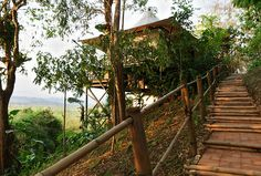 Touring Thailand from Golden Triangle to Chiang Mai   Feelings of exploration and adventure washed over guests as they trekked up brick and bamboo lanes to their tents, which peeked out over the Thai plateau with Myanmar and Laos visible in the distance.