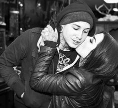 Josh and his girlfriend (Ryan)