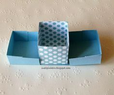 Create these beautiful boxes 3d Paper Crafts, Diy And Crafts, Craft Projects, Projects To Try, Paper Gift Box, Exploding Boxes, Explosion Box, Baby Shower Cards, Favor Boxes