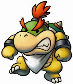 baby bowser | Baby Bowser - Mario Wiki
