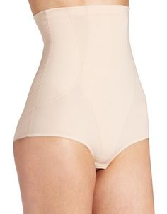 c0ed094b91bcd Dr. Rey Shapewear Womens Firm Control High Waist Brief Panty