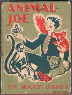 Animal Joe, Mary Grigs #kidlit  #childrensbook