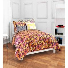 Formula Anna Boho Bed in a Bag Bedding Set, Multicolor