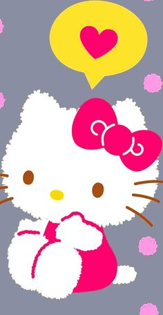 Hello kitty :) iPhone X Wallpaper 297096906665102357 Hello Kitty Wallpaper Hd, Hello Kitty Backgrounds, Sanrio Wallpaper, Kawaii Wallpaper, Iphone Wallpaper, Hello Kitty Pictures, Kitty Images, Hello Kitty My Melody, Sanrio Hello Kitty