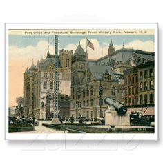 Post Office, Newark, NJ - Buy this on Zazzle!