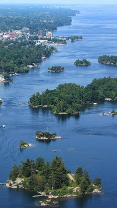 Brockville, Ontario 1000 Islands