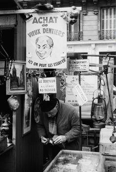 ST OUEN, 1960, PARIS