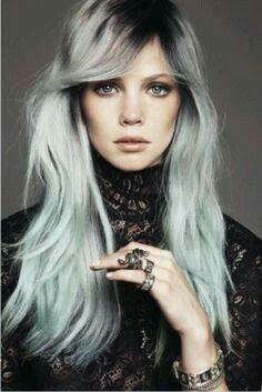 83eee9fa70995 Silver grey platinum blonde