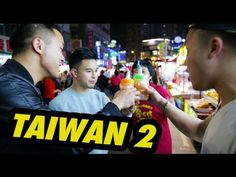 BEST NIGHT MARKETS! - Fung Bros In Taiwan - Ep 2 - YouTube
