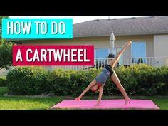 Beginner Gymnastics: How to do a Cartwheel - YouTube
