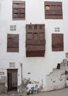 Old Jeddah Saudi Arabia