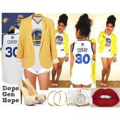 Stephen Curry, #30., created by dopegenhope on Polyvore
