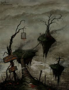 Nightmare-Art-by-Jeremiah-Morelli.jpg (630×824)