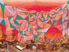 Ali Banisadr - In The Name Of (and 2 details)