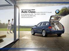La BMW Serie 5 Touring non convince soltanto per la sua linea moderna ed elegante. Ma anche per la funzionalità e il comfort interni oltre che per la perfetta interconnessione con servizi  e sistemi di assistenza innovativi BMW ConnectedDrive . Inoltre supera ogni aspettativa coniugando la dinamicità e l'efficienza tipiche di BMW.