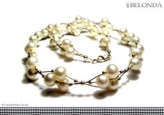 pearl jewelry | Pearl Necklaces | Pearl Necklace – The Timeless Beauty Jewelry shop