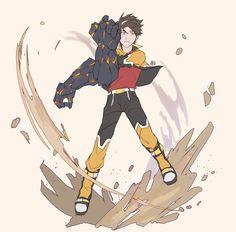 Boboiboy Anime, Anime Films, Anime Characters, Anime Art, Fictional Characters, Galaxy Movie, Boboiboy Galaxy, Elemental Powers, Clear Card