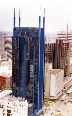 I & M Building, Nairobi's Best Looking Glass Skyscrapers - SkyscraperCity