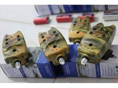 Anunturi gratuite - Anunt-real - Set 4 senzori Diamant Alb, model TLI-07 cu mufa jack, baterie de 9 V, camunflaj Bucuresti