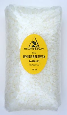 White Beeswax Bees Wax Organic Pastilles Beards Premium Prime Grade A 100% Pure * Continue to the product at the image link.