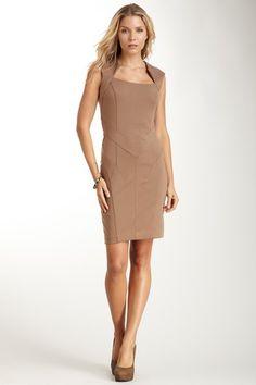 Vince Camuto  Darted Dress - hautelook.com