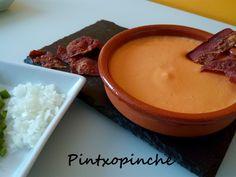 Pintxopinche. La cocina sin gluten: SALMOREJO VS GAZPACHO SIN GLUTEN