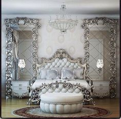 49 Beautiful Bedroom Design Ideas You Can't Live Without You can find Beautiful bedrooms and more on our Beautiful Bedroom Design Ideas You Can't Live Without Decor, Beautiful Bedrooms, Royal Bedroom, Home Bedroom, Luxurious Bedrooms, Home Decor, Modern Bedroom, Simple Bedroom, Beautiful Bedroom Designs
