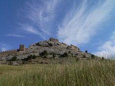 Hill, Naturaleza, Crimea, Castillo