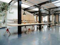 Estúdio de Design Clarks Originals / Arro Studio | ArchDaily Brasil