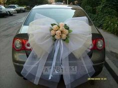 Wedding car decorations For more information about our company please visit out website Just Married Car, Bridal Car, Wedding Car Decorations, Wedding Transportation, Dream Wedding, Wedding Day, Rainbow Wedding, Wedding Designs, Wedding Ceremony