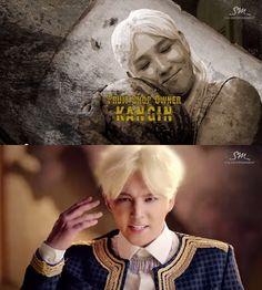 Super Junior - Mamacita MV Kangin