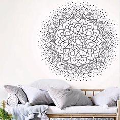 Mikonos. Mandalas. My vinilo. vinilos decorativos. decoración de pared. papel tapiz. Decohunter. Encuentra donde comprar este producto en Colombia