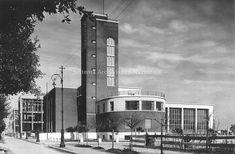 Cesare Valle, Casa stadio per l'Opera nazionale Balilla a Forli', 1932-1935