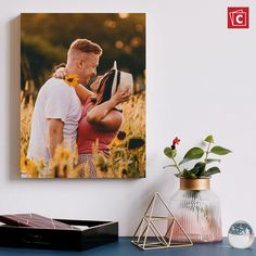 Give your walls a fresh, new look for spring with our photo canvas prints! Click here to design yours. Custom Canvas Prints, Photo Effects, Photo Canvas, Tool Design, Online Printing, Walls, Canada, Fresh, Spring
