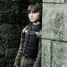 Tem coisa mais fofa que o Bran? Gosto muito desse menino.