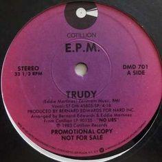 Funk-Disco-Soul-Groove-Rap: E.P.M. - Trudy