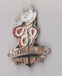 Vtg Flying Pigeon Bicycle Head Badge Bike Emblem Headbadge Cycle Front Plate | eBay