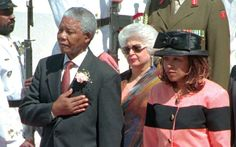 Nelson Mandelas daughter appointed South Africa ambassador to Argentina  - Telegraph