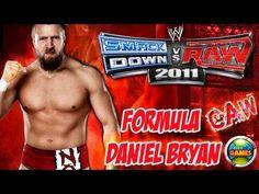 How to Create Daniel Bryan SvR 2011 - Formula