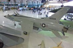 60-0508 F105D Status: On Display at Wings Over The Rockies Air and Space Museum, Denver, CO.
